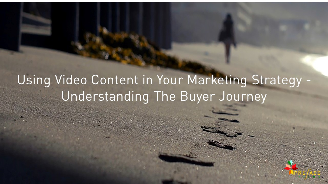 PREFACE Buyer journey Header